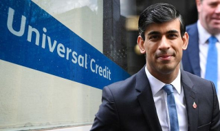 Universal-Credit-UK-Logo-and-Rishi-Sunak-in-pictures-1376654